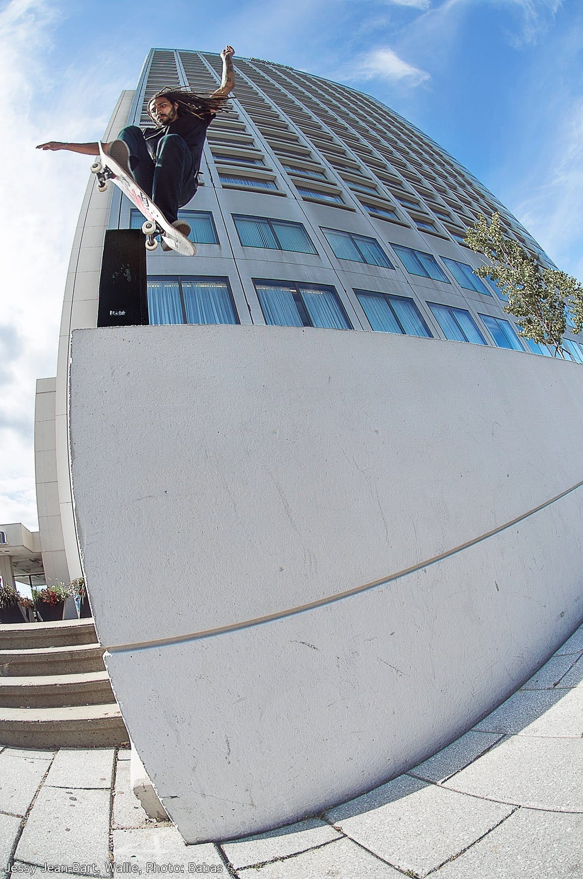Jessy Jean Bart Wallie by Babas Levrai Quebec City