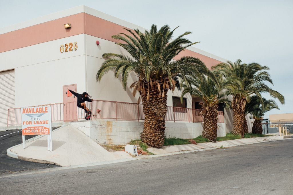 Jessy Jean Bart 5-0 180 in Las Vegas shot by Clement Le Gall